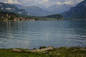 Lake Brienz- Photo