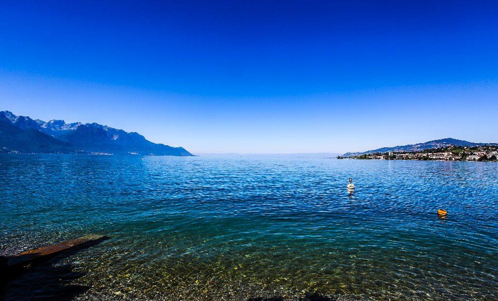Lake Lemano - Photo