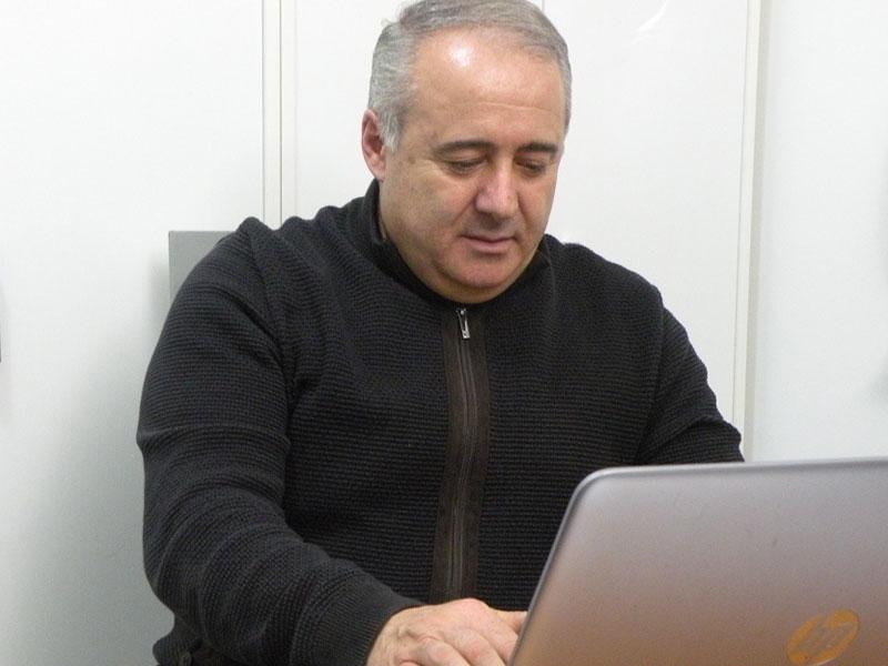 Nicola Rubortone, President, image