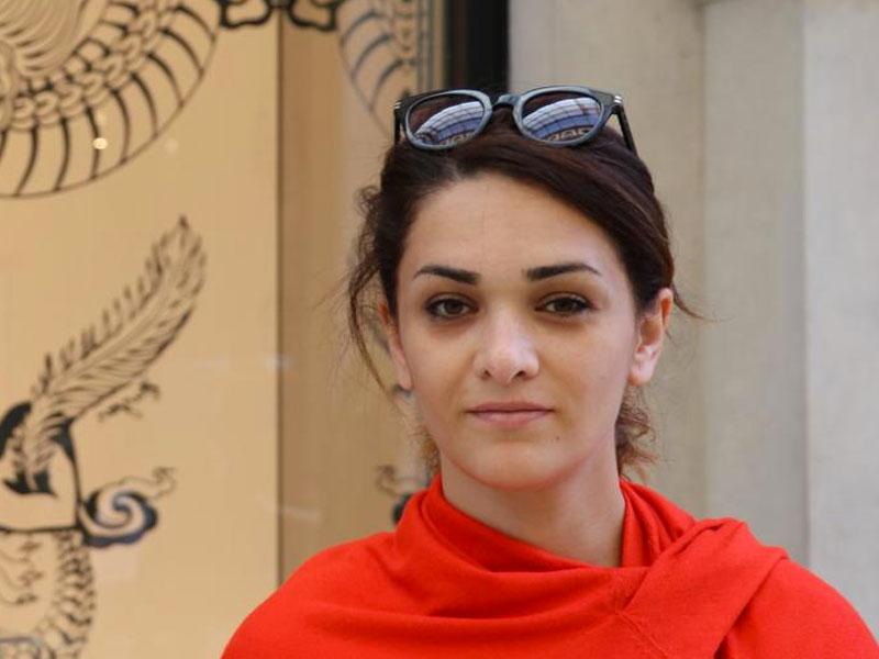 Paria Shahrabi Soleiman, Secretary, image